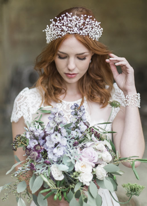 London Wedding Hair Accessories and Millinery