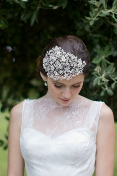 Wedding Hair Accessory For Short