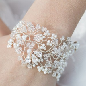 Wedding Bracelets and cuffs