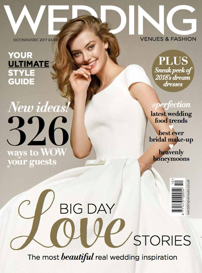 Press: Wedding Venues & Services Autumn 2017 Issue