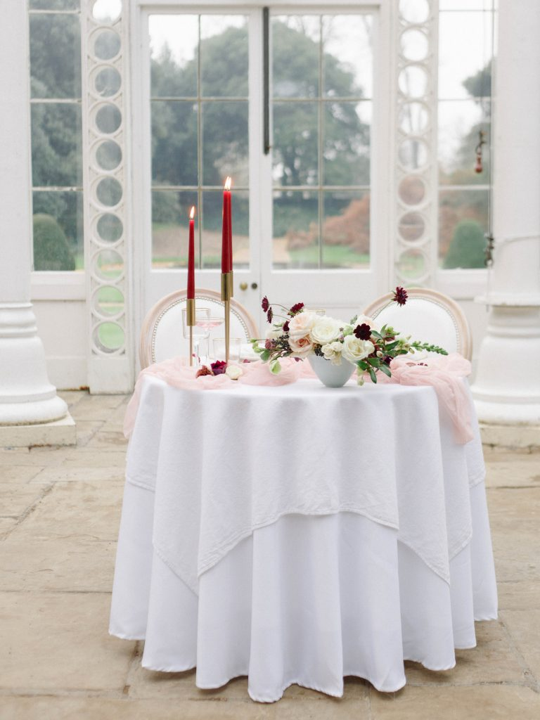 Wedding and event furniture hire by Academy Furniture