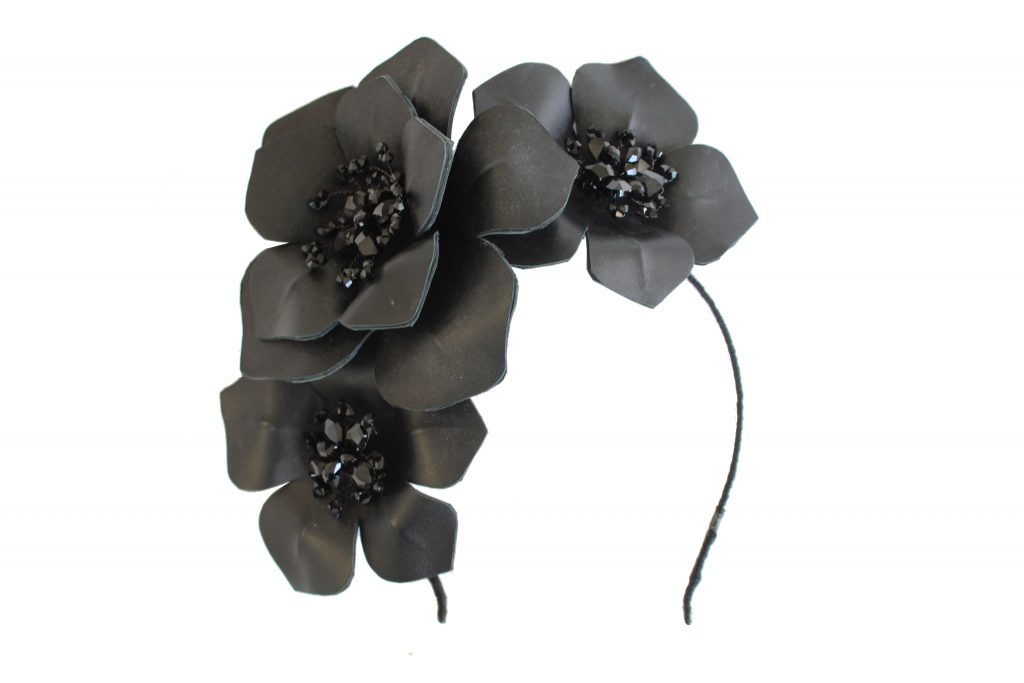 Contemporary Hat for Royal Ascot and the races by Hermione Harbutt
