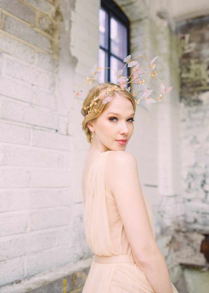 The Headdress to wear to the racces