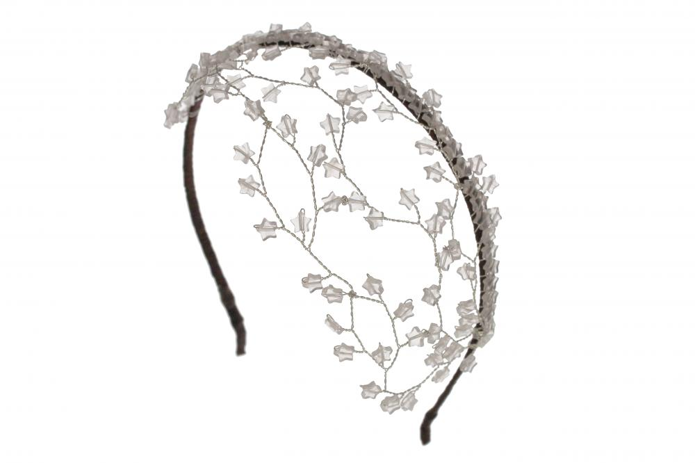 Blush Galaxy Headpiece