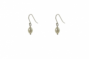 Designer Handmade Pearl Wedding Earrings